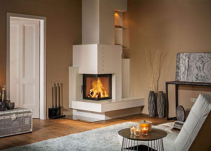 Jøtul è uno dei costruttori di forni, stufe e stufe ad accumulo più antichi del mondo. Stufe A Legna Ad Accumulo Abitazioni Moderne E Tradizionali