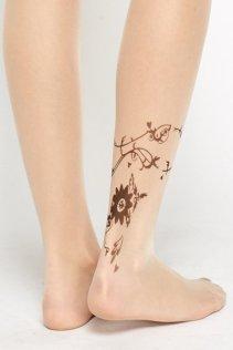 floral-tattoo-print-tights-tan-23419-2
