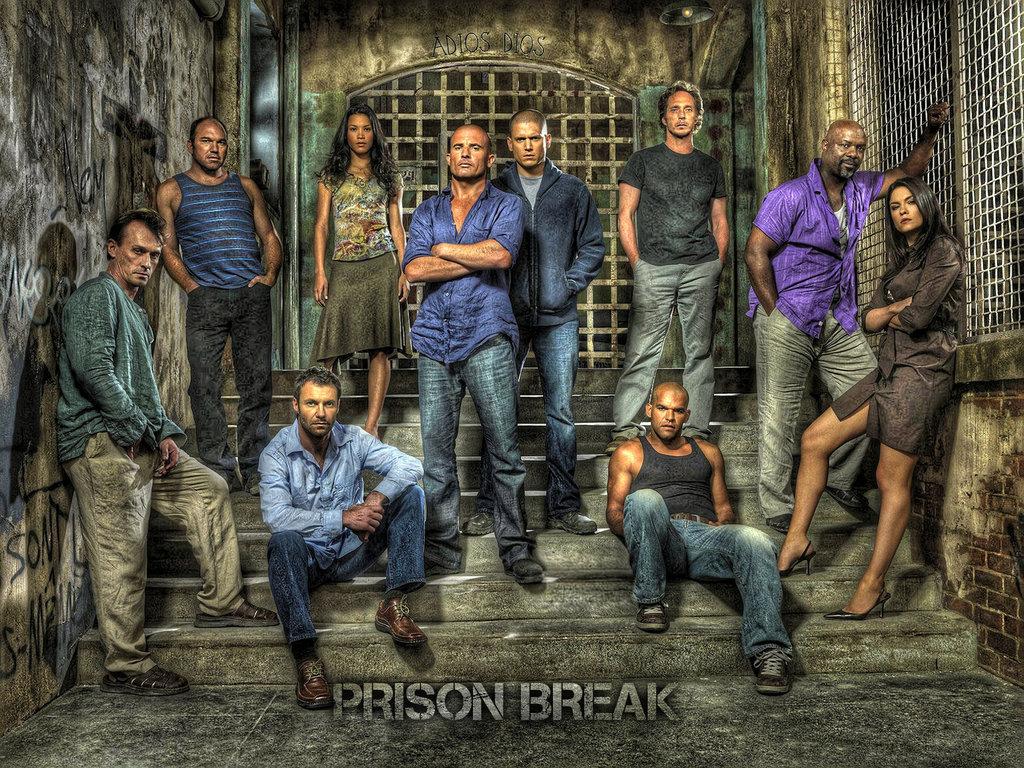 海外ドラマ『PRISON BREAK/プリズン・ブレイク』シーズン3