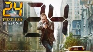 海外ドラマ『24 -TWENTY FOUR-(トゥエンティフォー)』シーズン8[ファイナルシーズン]