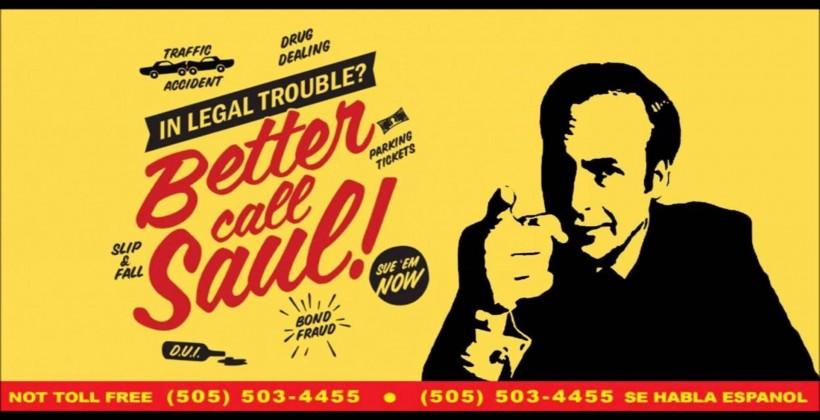 海外ドラマ『Better Call Saul(ベター・コール・ソウル)』シーズン1