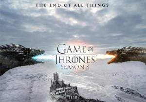 海外ドラマ『ゲーム・オブ・スローンズ/Game of Thrones』シーズン8