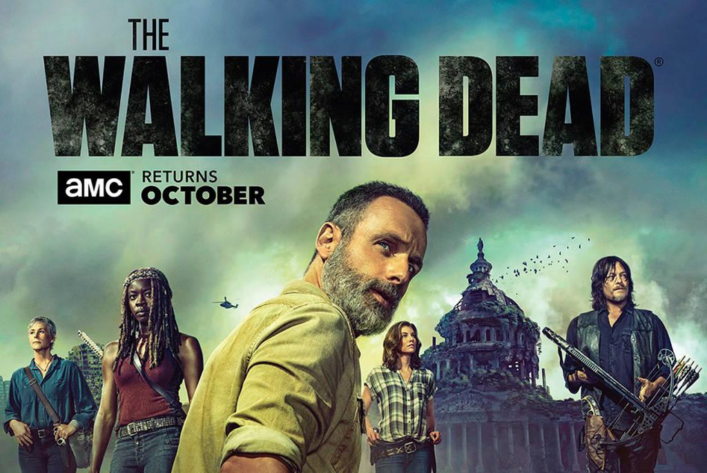 海外ドラマ『ウォーキング・デッド/The Walking Dead』シーズン9