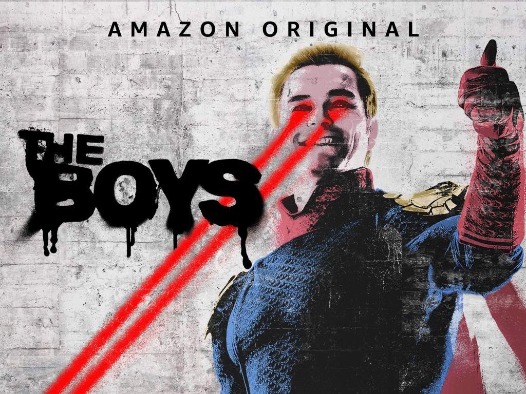 海外ドラマ『The Boys/ザ・ボーイズ』シーズン1