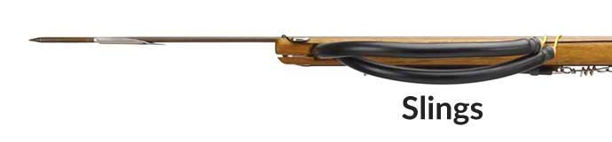 Sling speargun