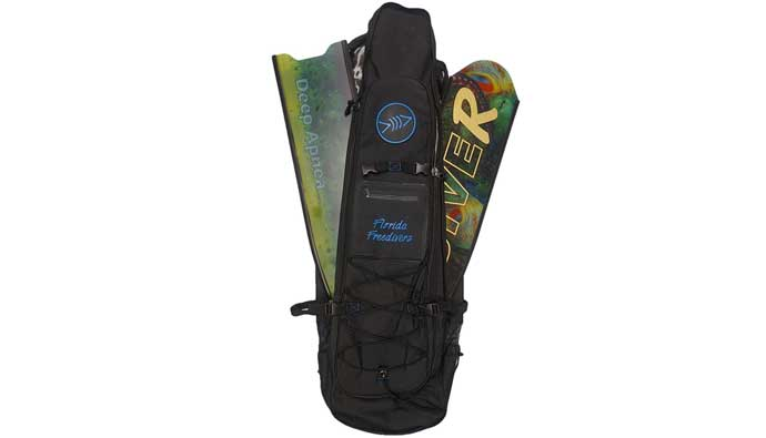 Florida Freedivers Longfin Backpack