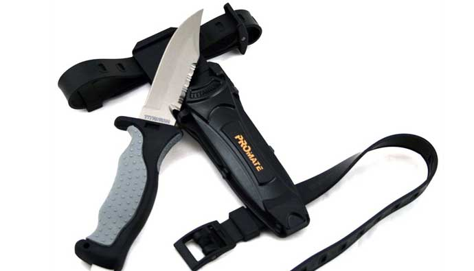 Promate Dive Knife 2