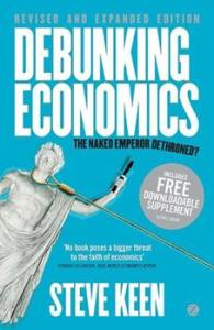 Cover of Debunking Economics