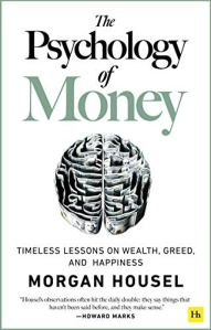 Cover of the Psychology of Money