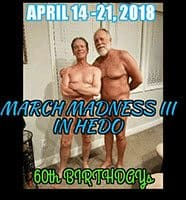 march madness III in hedo