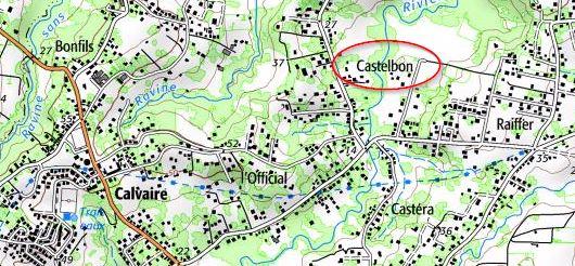 Quartier Castelbon à Baie-Mahault