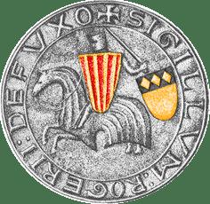Sceau de Roger IV