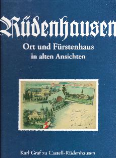 Buchtitel Rüdenhausen