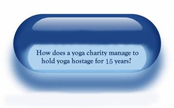 The Yoga Alliance 501c3 Charity