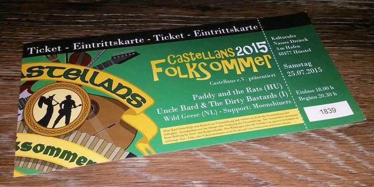 Ticket 2015