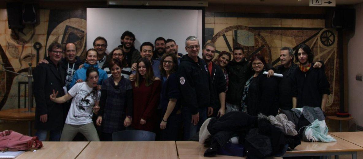 Junta i Tècnica Castellers de Sant Feliu