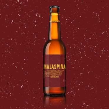 Malaspina Brown Ale