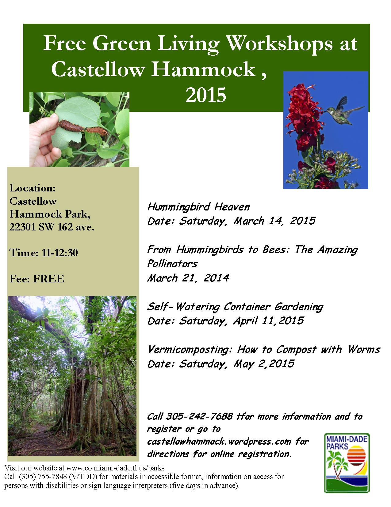 Castellow Hammock Nature Center