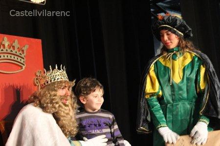 Tot a punt per la cavalcada de reis a Castellbell i el Vilar