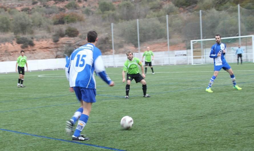 Futbol : El Castellbell goleja al Pare Ignasi de Manresa