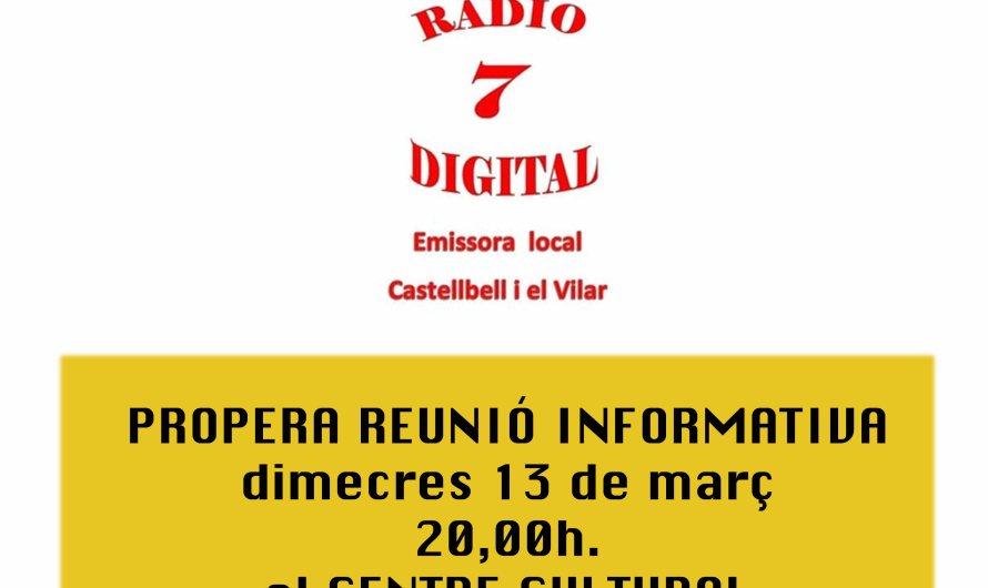 Comunicats : t´agradaria fer ràdio, t´agradaria apendre a fer ràdio per internet