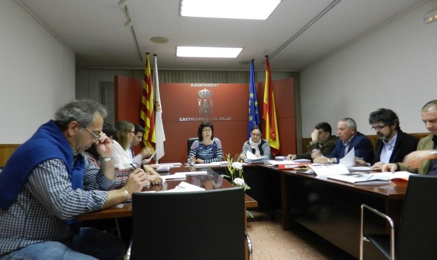 Castellbell i el Vilar es suma a altres municipis per la sobirania fiscal i demana el cessament de la delegada del Govern Llanos de Luna