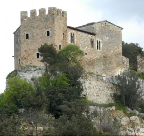 Castell de Castellbell