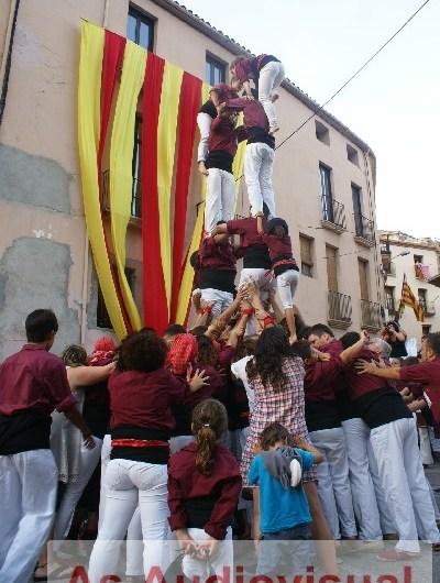 Èxitosa festa major de Monistrol de Montserrat