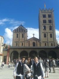 El pubillatge de Castellbell i el Vilar a Ripoll amb motiu de la proclamació de la pubilla i Hereu de Catalunya