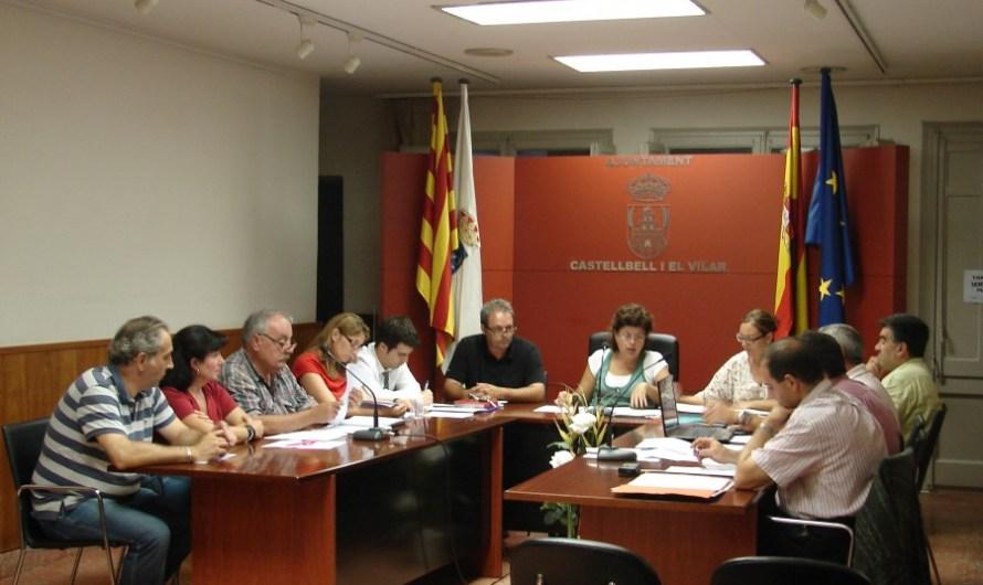 Convocatòria de ple extraordinari  a l´Ajuntament de Castellbell i el Vilar per a dimecres 30 d´abril
