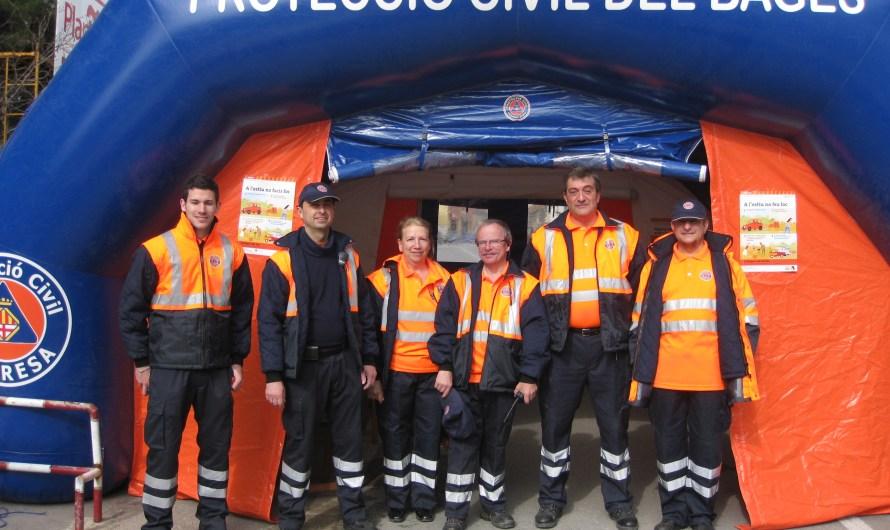 Protecció Civil de Castellbell i el Vilar fa balanç positiu del 2013