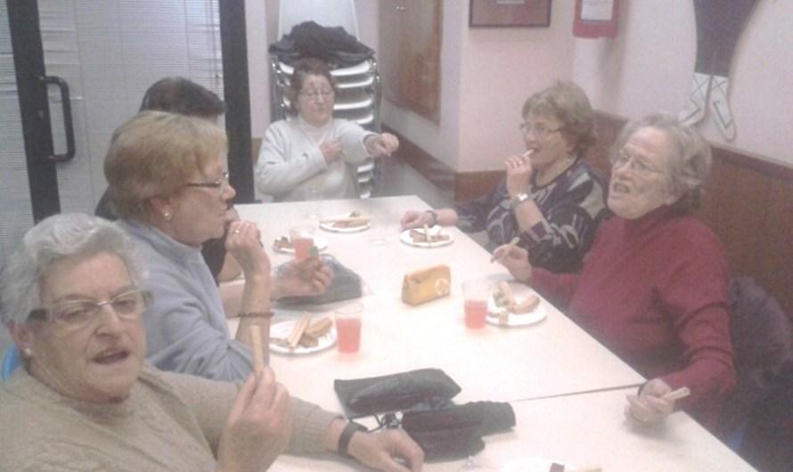 El Casal del Pensionista de Castellbell i el Vilar celebra el nadal