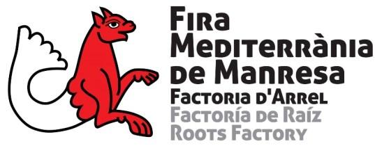 Logo Fira Mediterrania Manresa ( mini )