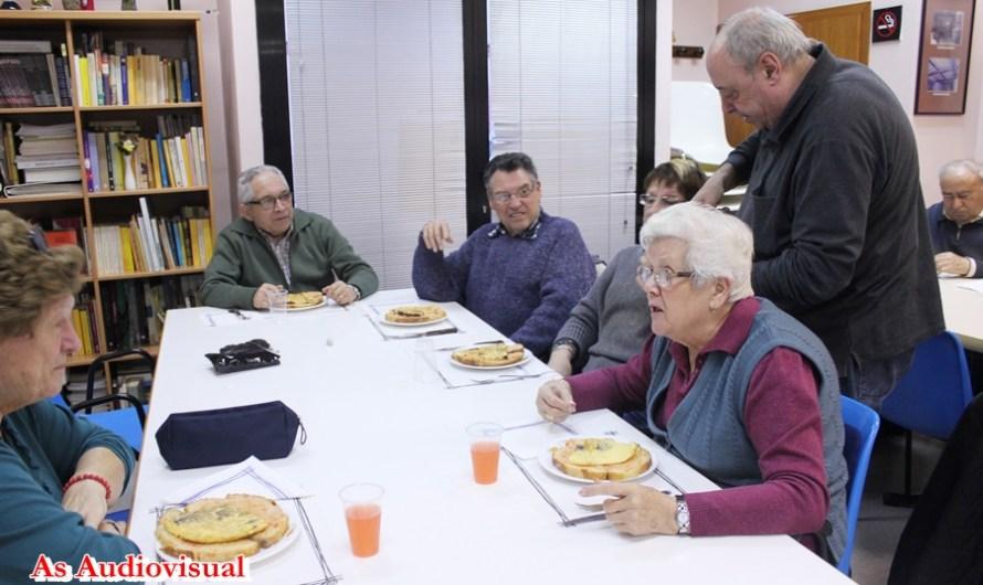 El Casal del Pensionista també celebra el Dijous gras