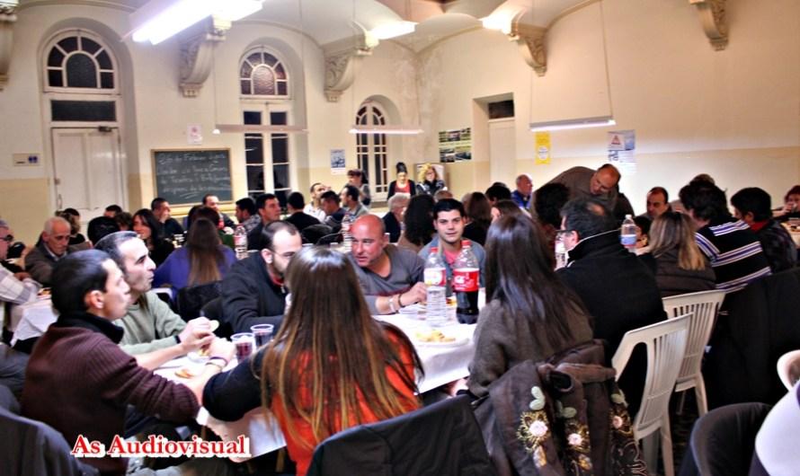 Els amics de la Cavalcada de reis de Castellbell i el Vilar celebren el sopar de col.laboradors
