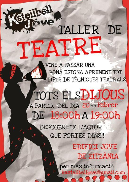 Taller de Teatre