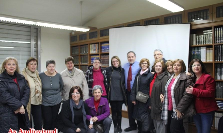 """Presenten a Castellbell i el Vilar , el llibre """" El Sostén """""""