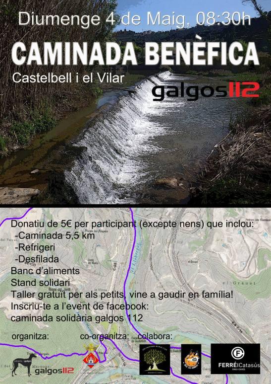 Cartell Caminada Solidaria