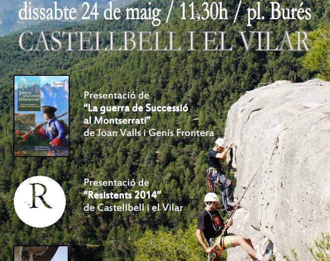 Castellbell i Vilar presentarà els actes del Tricentenari aquest dissabte 24 de maig