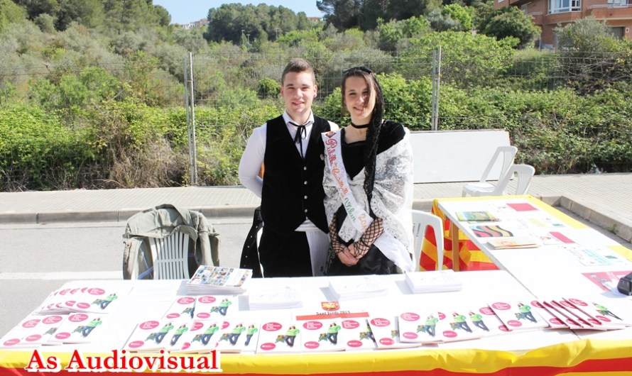 La pubilla i l'hereu de Castellbell i el Vilar participaràn aquest cap de setmana a  la la proclamació de les pubilles i hereus de la Catalunya Central.