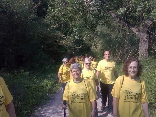 Monistrol de Montserrat clou la setmana de la gent gran