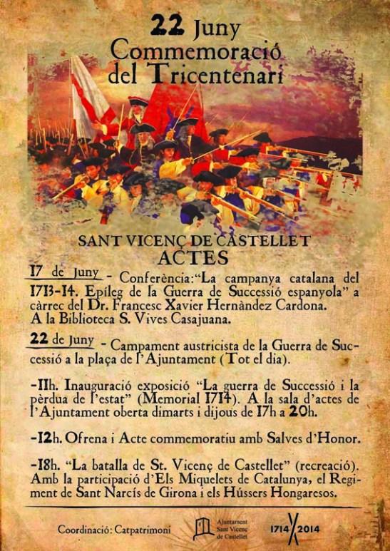 Cartell-Tricentenari
