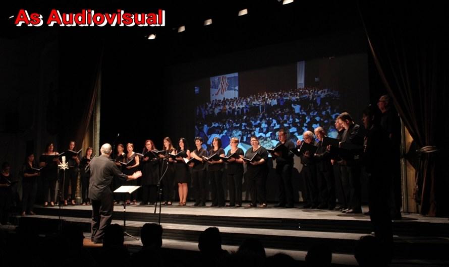 Castellbell i el Vilar recorda 100 anys de cançons de la Capella de Música Burés