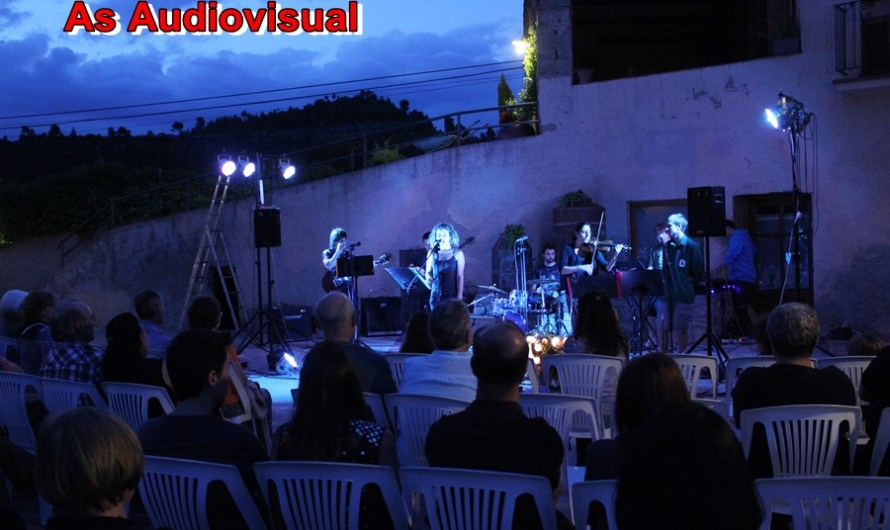 El Combo Celta Esclat de Manresa enceta les vesprades d´estiu al Vilar 2014