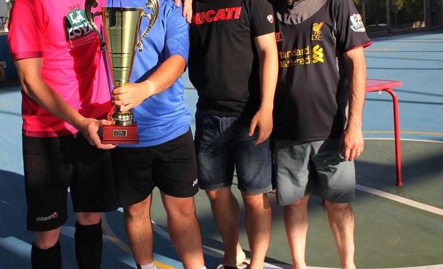 La Cova campió de les 24 Hores de Futbol Sala a Castellbell i el Vilar