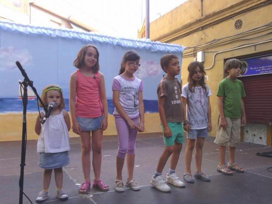 """Foto : Cor infantil """"La Formiga"""""""