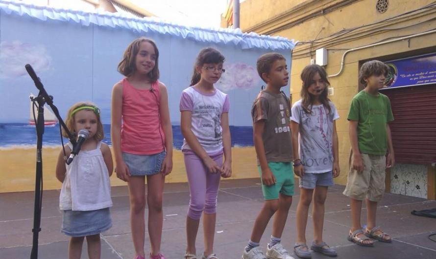 """El cor infantil """"La Formiga"""" de Castellbell i el Vilar actua a Montserrat i a barri de Sants (Barcelona)"""