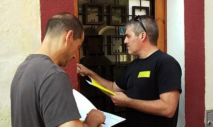 La campanya del 9 –N arriba a Castellbell i el Vilar