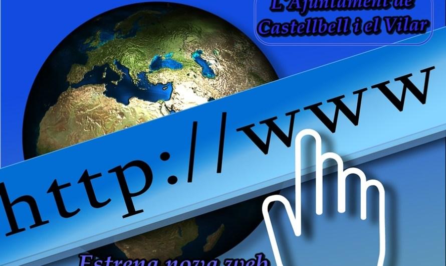 L´ajuntament de Castellbell i el Vilar estrena nova web