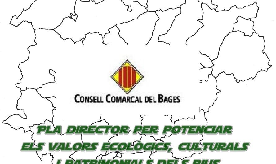 Pla director per potenciar els valors ecològics, culturals i patrimonials dels rius de la comarca del Bages